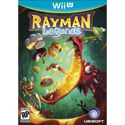 Игра для Nintendo (Wii U) Rayman Legends