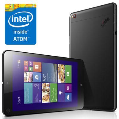 Планшет Lenovo ThinkPad 8 64Gb 3G (Black) 20BN002URT