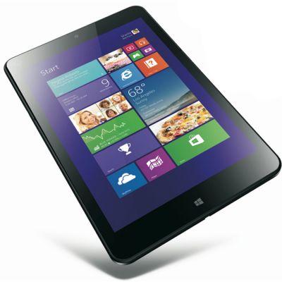 ������� Lenovo ThinkPad 8 128Gb 3G (Black) + ����� QuickShot 20BN002YRK