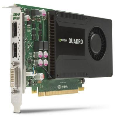 ���������� HP NVIDIA Quadro K2000 2 �� DL-DVI+2xDP
