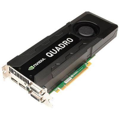 Видеокарта HP NVIDIA Quadro K5000 4 Гб