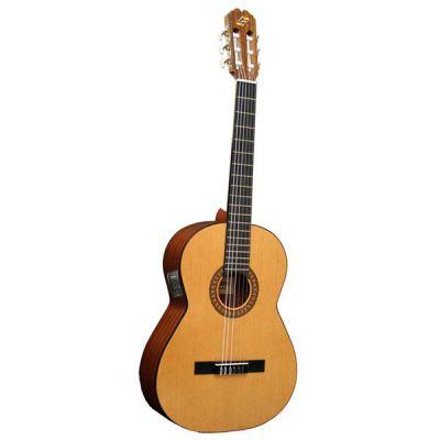 Электроакустическая гитара Adaptec Juanita-E