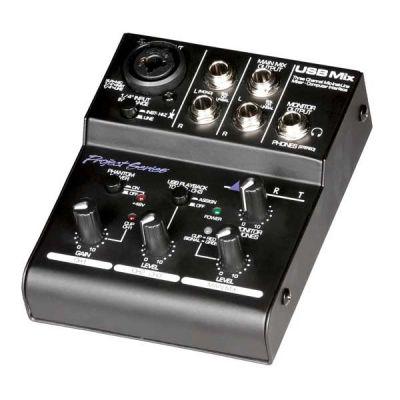 Микшерный пульт ART компактный микрофонный USBMIX