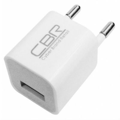 Адаптер CBR 220V to USB Max Power Solo White