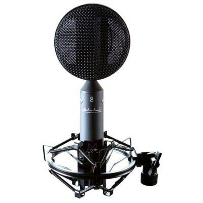 Микрофон ART студийный ленточный M-five