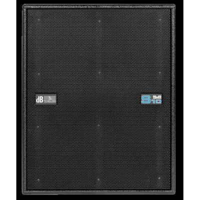 Сабвуфер dB Technologies активный DVA-S10DP
