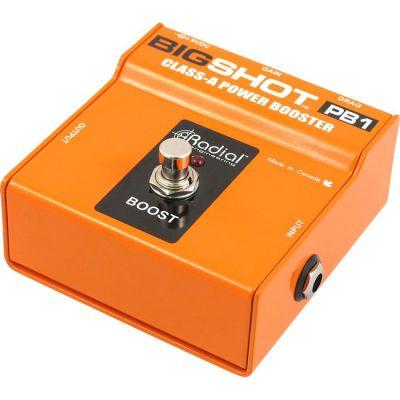 Педаль эффектов Radial BigShot PB1