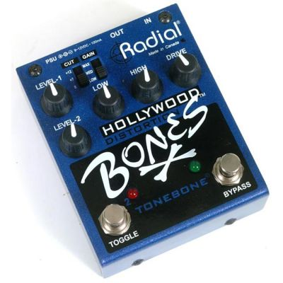 Педаль эффектов Radial Bones Holywood