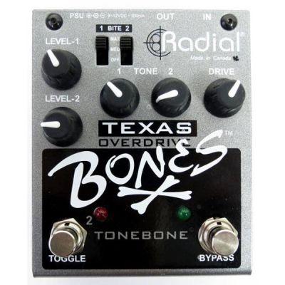Педаль эффектов Radial Bones Texas