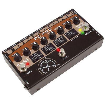 Усилитель Radial для акустических гитар и скрипок Tonebone PZ-Pre