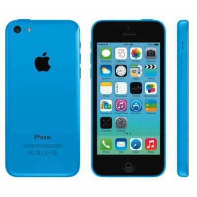 �������� Apple iPhone 5c 8GB Blue MG902RU/A