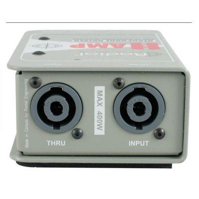 Radial �������������� ������� ��� ��������� H-Amp