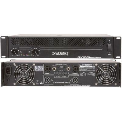 Усилитель Crest Audio 2x775Вт CPX 3800