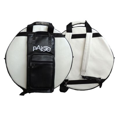 "Чехол Paiste для тарелок до 22"" Professional Cymbal Bag White/ Black"