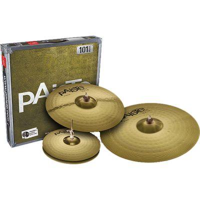 Комплект тарелок Paiste Universal Set 101 Brass