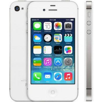Смартфон Apple iPhone 4S 8Gb 3G White MF266RU/A