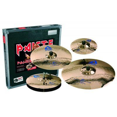 """Комплект тарелок Paiste 12""""/ 14""""/ 18""""/ 22"""" Alpha Powerslave Boomer Set"""