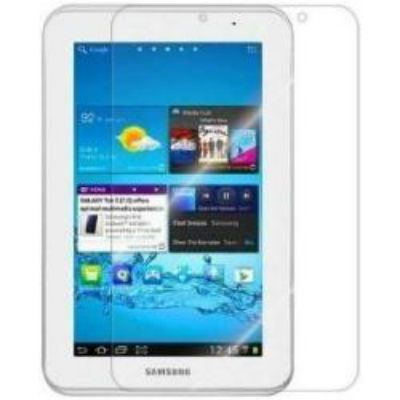 Комплект Samsung для Galaxy Tab P3100 Tab 2 7.0 (чехол-книжка/пленка/АЗУ) F-MEET824RBK