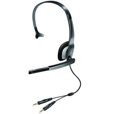 Наушники с микрофоном Plantronics A310
