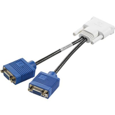 HP ���������� DMS 59 to Dual VGA Cable GS567AA