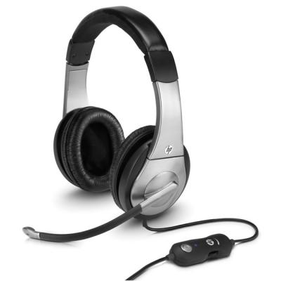 Наушники с микрофоном HP Premium Digital XA490AA