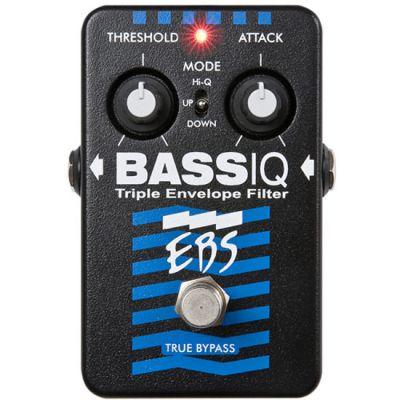 Педаль эффектов EBS для бас гитары EBS-BassIQ