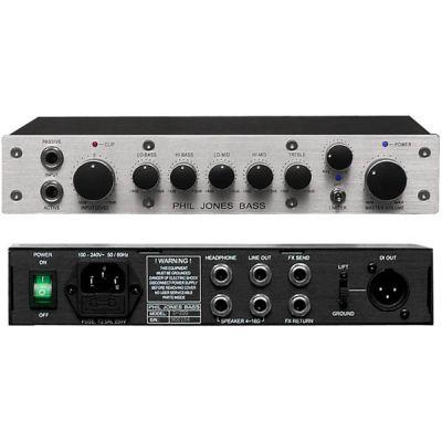Усилитель Phil Jones Bass 150W Digital Bass D200