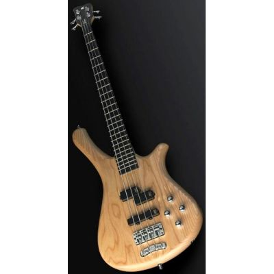 Бас-гитара Rockbass RB Fortress 4 Natural Satin CHROME 1534029005CZASHAWW
