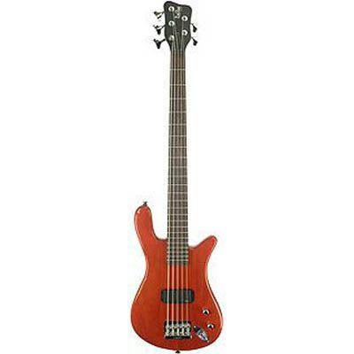Бас-гитара Rockbass Streamer Std. 5 Red Stain 1515111105CPCARF1W