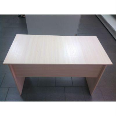 Стол ONNO прямоугольный 1200*600*750 (молочный дуб)