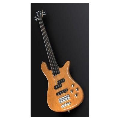 Бас-гитара Warwick Streamer LX 4 Natural WPS1214 10AA CHY FR