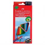 Faber-Castell ��������� ������� Eco, 12 ������ (� ��������) 120523