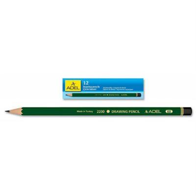 Adel Карандаш чернографитовый DRAWING 210-2200-025 для технических и чертежных целей 210 2200 025