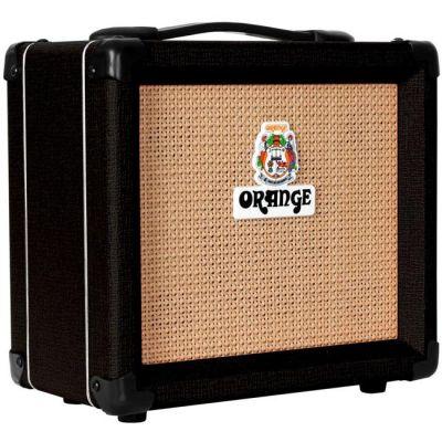 Комбоусилитель Orange для электрогитары Crush Pix CR20LDX BK