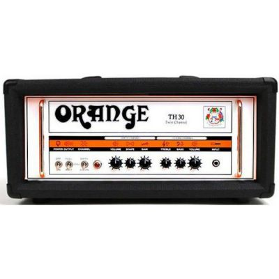 Усилитель Orange ламповый гитарный TH30H BK ThunderVerb