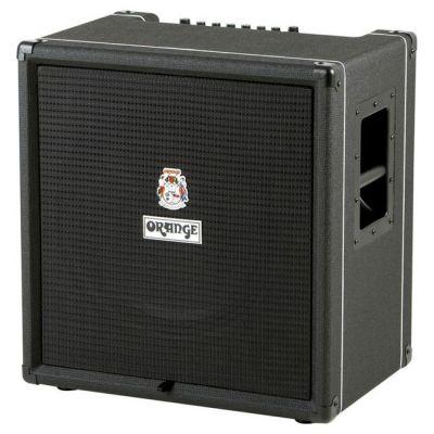Комбоусилитель Orange для бас гитары CR100BXT BK Crush Pix Bass