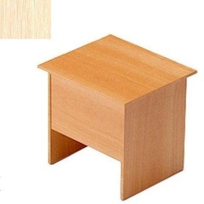 Стол ONNO прямоугольный 1000*600*750 ( молочный дуб)