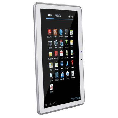 Планшет iRU Pad Master M1002G 1Gb 16Gb SSD 3G White/Silver