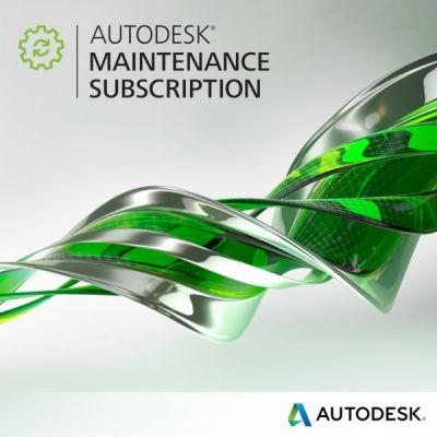 Программное обеспечение Autodesk AutoCAD Civil 3D Commercial Maintenance Subscription (1 year)