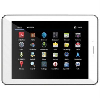 ������� iRU Pad Master M709G 1Gb 8Gb SSD 3G White/Silver