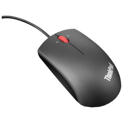 Мышь проводная Lenovo ThinkPad Precision Mouse Black USB 0B47158
