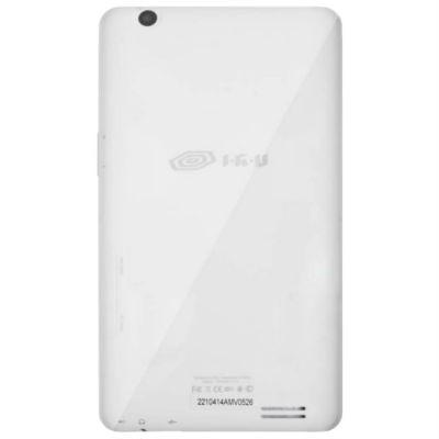 Планшет iRU Pad Master M721G 1Gb 8Gb SSD 3G White