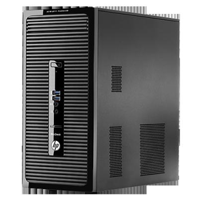 """Комплект HP ProDesk 400 G2 MT + Монитор W2072a 20"""" J4B28EA"""