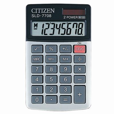 Citizen ����������� ��������� SLD-7708 8 ��������, ������� �������, ������������� ������, ����� SLD7708