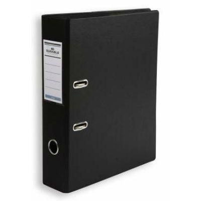 DURABLE Папка-регистратор Durable А4 70 мм PVC черная 3110-01