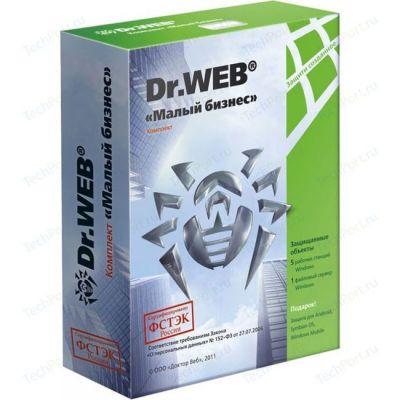 ��������� Dr.WEB ������ ������ BOX ��� 5 ��/1 ������/5 ������������� ����� �� 1 ��� (0+) BBZ-C-12M-5-A3