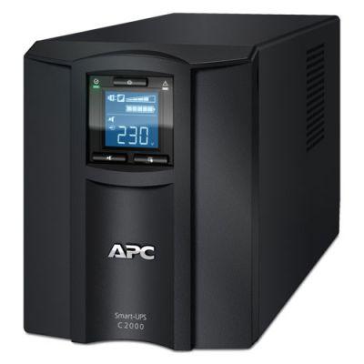 ИБП APC Smart-UPS C 2000VA LCD 230V SMC2000I
