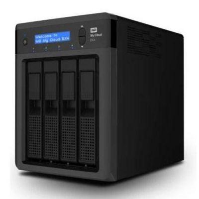 ������� ��������� Western Digital My Cloud EX4 0TB WDBWWD0000NBK-EEUE