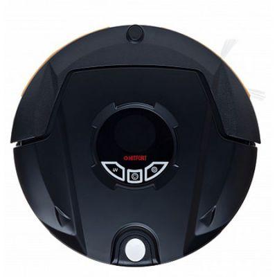 Пылесос Kitfort робот КТ-501 черный графит