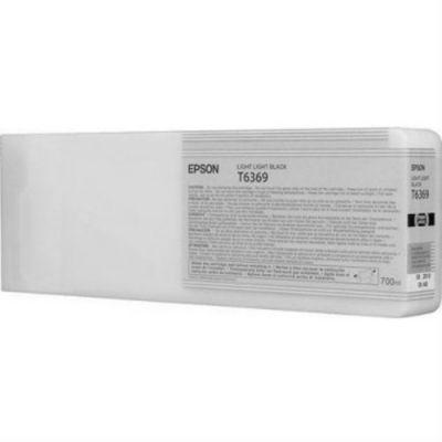 Картридж Epson C13T636900 Light Grey/Светло-Серый (C13T636900)